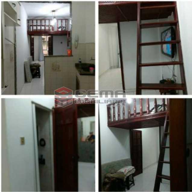 apartamento - Kitnet/Conjugado 35m² à venda Glória, Zona Sul RJ - R$ 320.000 - LAKI00986 - 1