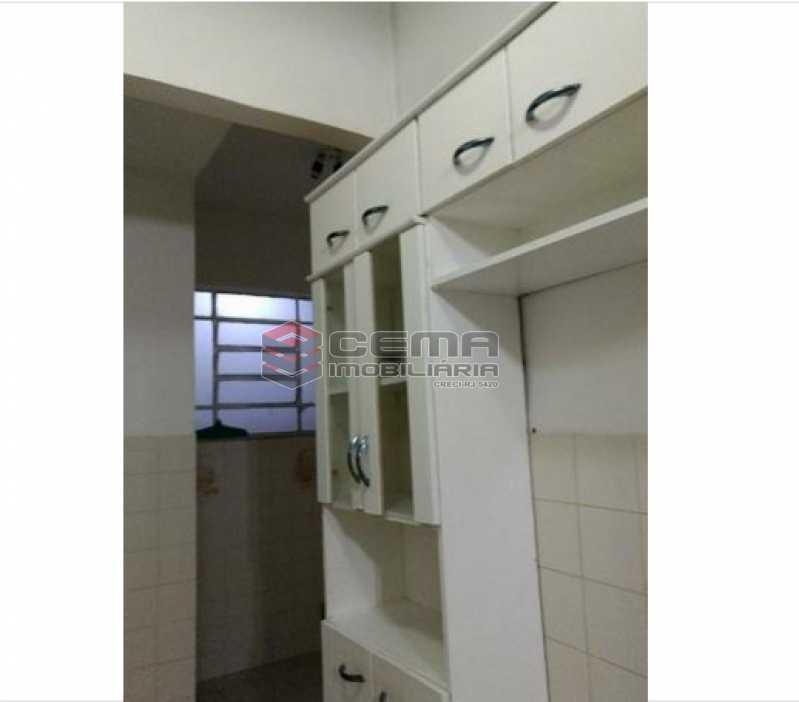 cozinha - Kitnet/Conjugado 35m² à venda Glória, Zona Sul RJ - R$ 320.000 - LAKI00986 - 12