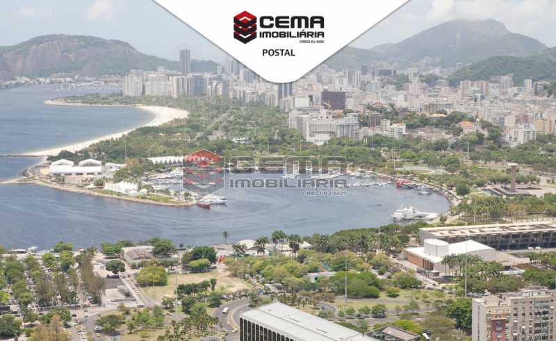 02 - Kitnet/Conjugado 35m² à venda Glória, Zona Sul RJ - R$ 320.000 - LAKI00986 - 18
