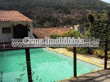 VISTA PISCINA ANG 2 - Casa 4 quartos à venda Laranjeiras, Zona Sul RJ - R$ 2.079.000 - LR40178 - 7
