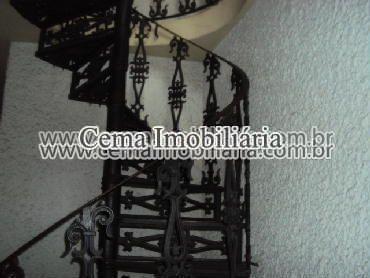 ESCADA - Casa 4 quartos à venda Laranjeiras, Zona Sul RJ - R$ 2.079.000 - LR40178 - 8