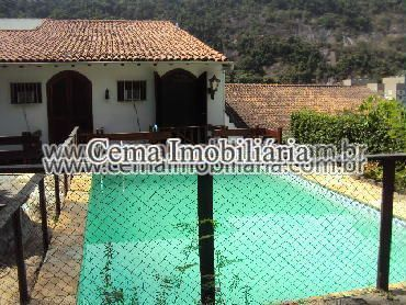 VISTA 6 - Casa 4 quartos à venda Laranjeiras, Zona Sul RJ - R$ 2.079.000 - LR40178 - 11