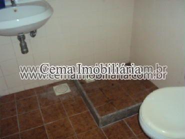 BANHEIRO  SERVIÇO - Casa 4 quartos à venda Laranjeiras, Zona Sul RJ - R$ 2.079.000 - LR40178 - 19