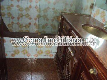 BANHEIRO 1 - Casa 4 quartos à venda Laranjeiras, Zona Sul RJ - R$ 2.079.000 - LR40178 - 23