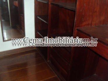 ARMARIOS - Casa 4 quartos à venda Laranjeiras, Zona Sul RJ - R$ 2.079.000 - LR40178 - 24