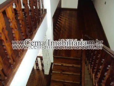 HALL - Casa 4 quartos à venda Laranjeiras, Zona Sul RJ - R$ 2.079.000 - LR40178 - 26