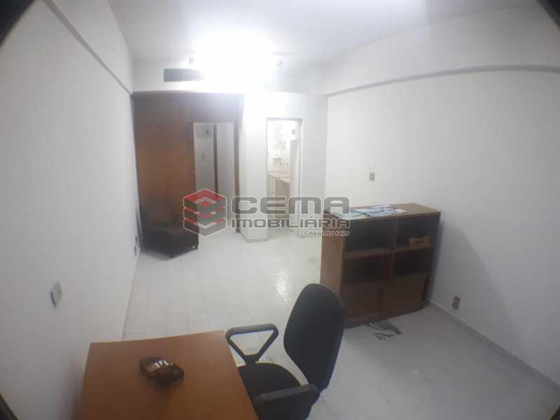 Sala - Sala Comercial 33m² para alugar Centro RJ - R$ 600 - LASL00373 - 9