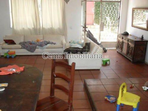 SALA ANG 6 - Casa À Venda - Laranjeiras - Rio de Janeiro - RJ - LR40256 - 7