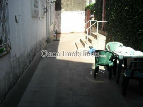QUINTAL - Casa À Venda - Laranjeiras - Rio de Janeiro - RJ - LR40256 - 9