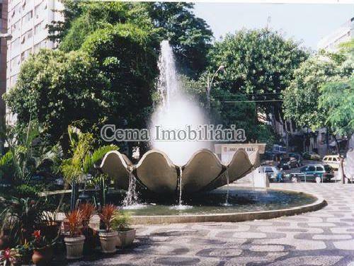 POSTAL - Casa À Venda - Laranjeiras - Rio de Janeiro - RJ - LR40256 - 12