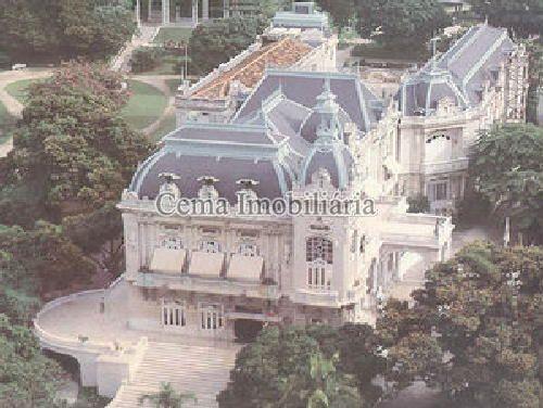 POSTAL 2 - Casa À Venda - Laranjeiras - Rio de Janeiro - RJ - LR40256 - 11
