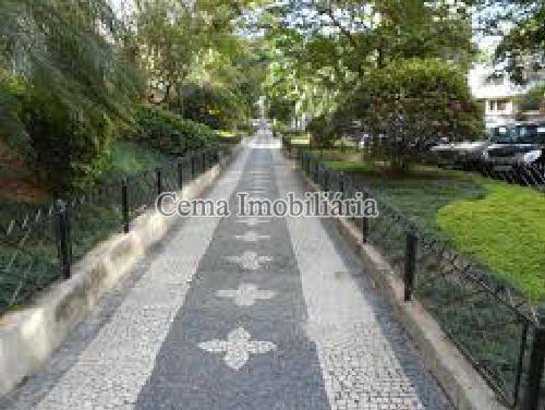 POSTAL 3 - Casa À Venda - Laranjeiras - Rio de Janeiro - RJ - LR40256 - 13
