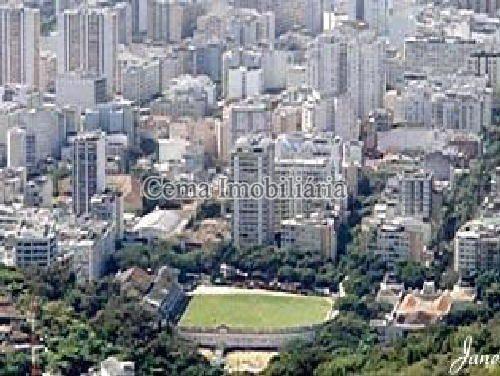 POSTAL 5 - Casa À Venda - Laranjeiras - Rio de Janeiro - RJ - LR40256 - 15