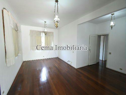 SALA - Casa À Venda - Humaitá - Rio de Janeiro - RJ - LR40273 - 1