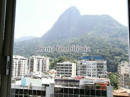 VISTA - Casa À Venda - Humaitá - Rio de Janeiro - RJ - LR40273 - 3