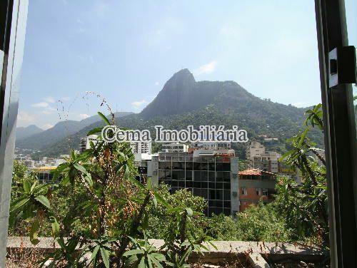 VISTA 2 - Casa À Venda - Humaitá - Rio de Janeiro - RJ - LR40273 - 7