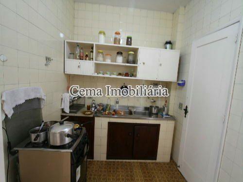 COZINHA ANG 2 - Casa À Venda - Humaitá - Rio de Janeiro - RJ - LR40273 - 10