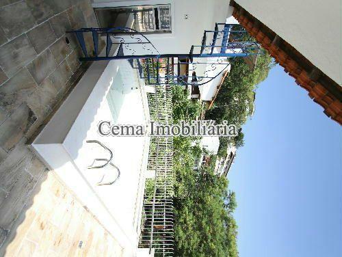 PISCINA - Casa À Venda - Humaitá - Rio de Janeiro - RJ - LR40273 - 14
