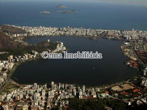 POSTAL 4 - Casa À Venda - Humaitá - Rio de Janeiro - RJ - LR40273 - 18