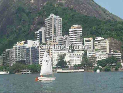 POSTAL 7 - Casa À Venda - Humaitá - Rio de Janeiro - RJ - LR40273 - 21