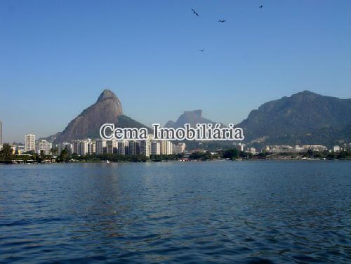 POSTAL 8 - Casa À Venda - Humaitá - Rio de Janeiro - RJ - LR40273 - 22