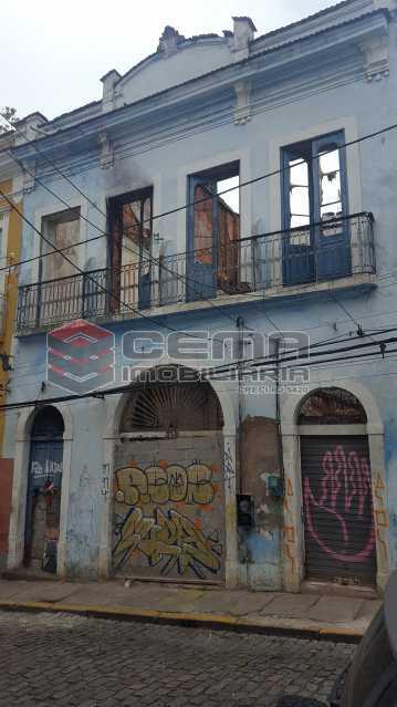 foto 1 - Terreno 425m² à venda Santa Teresa, Zona Centro RJ - R$ 3.000.000 - LAUF00011 - 3