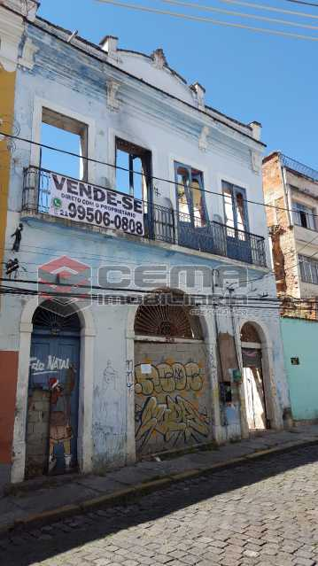 foto 2 - Terreno 425m² à venda Santa Teresa, Zona Centro RJ - R$ 3.000.000 - LAUF00011 - 4