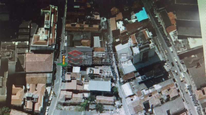 foto aérea 2 - Terreno 425m² à venda Santa Teresa, Zona Centro RJ - R$ 3.000.000 - LAUF00011 - 9