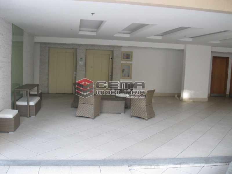 hall - Apartamento 2 quartos para alugar Botafogo, Zona Sul RJ - R$ 4.700 - LAAP23398 - 19
