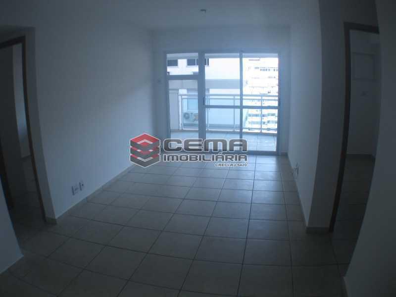 sala - Apartamento 2 quartos para alugar Botafogo, Zona Sul RJ - R$ 4.700 - LAAP23398 - 3