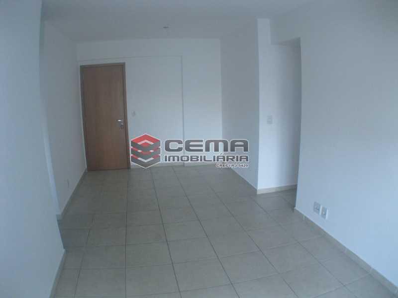 sala - Apartamento 2 quartos para alugar Botafogo, Zona Sul RJ - R$ 4.700 - LAAP23398 - 1