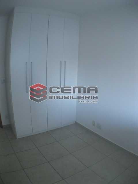 quarto revertido - Apartamento 2 quartos para alugar Botafogo, Zona Sul RJ - R$ 4.700 - LAAP23398 - 14