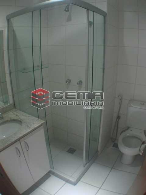 banheiro  - Apartamento 2 quartos para alugar Botafogo, Zona Sul RJ - R$ 4.700 - LAAP23398 - 10