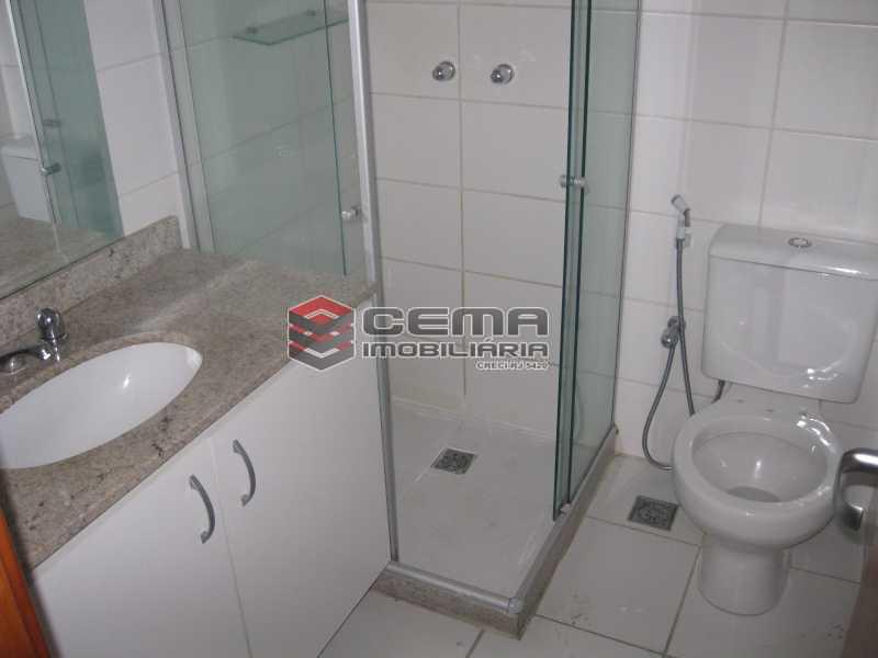 banheiro suíte - Apartamento 2 quartos para alugar Botafogo, Zona Sul RJ - R$ 4.700 - LAAP23398 - 8