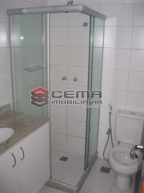 banheiro suíte - Apartamento 2 quartos para alugar Botafogo, Zona Sul RJ - R$ 4.700 - LAAP23398 - 9