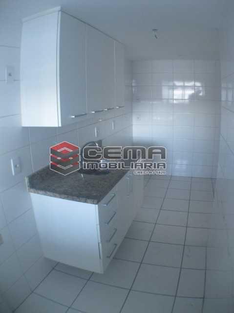 cozinha - Apartamento 2 quartos para alugar Botafogo, Zona Sul RJ - R$ 4.700 - LAAP23398 - 15