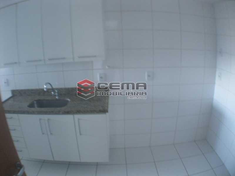 cozinha - Apartamento 2 quartos para alugar Botafogo, Zona Sul RJ - R$ 4.700 - LAAP23398 - 17