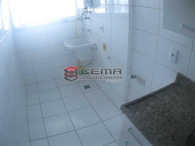 cozinha - Apartamento 2 quartos para alugar Botafogo, Zona Sul RJ - R$ 4.700 - LAAP23398 - 18