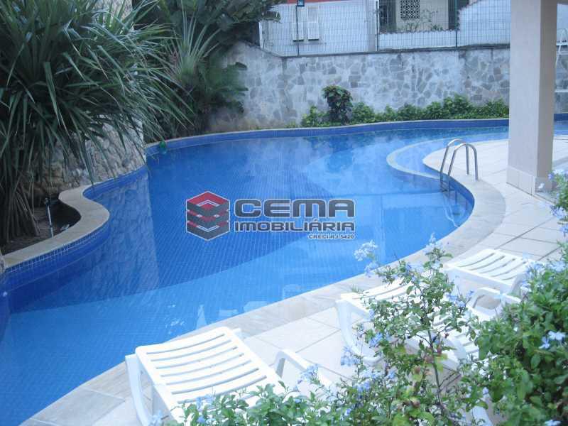 piscina - Apartamento 2 quartos para alugar Botafogo, Zona Sul RJ - R$ 4.700 - LAAP23398 - 20