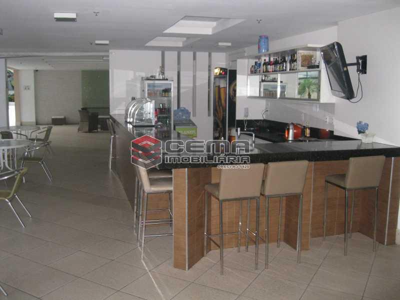 bar piscina - Apartamento 2 quartos para alugar Botafogo, Zona Sul RJ - R$ 4.700 - LAAP23398 - 22