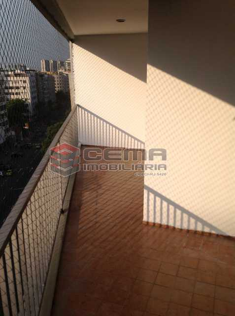 foto imóvel 13 - Apartamento 2 quartos à venda Tijuca, Zona Norte RJ - R$ 550.000 - LAAP23404 - 10