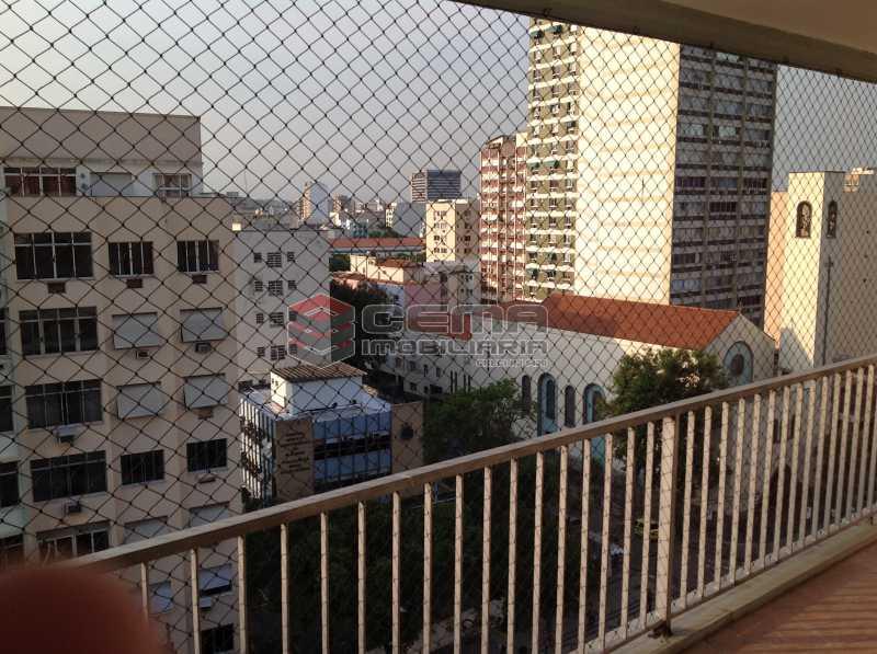 foto imóvel 14 - Apartamento 2 quartos à venda Tijuca, Zona Norte RJ - R$ 550.000 - LAAP23404 - 12
