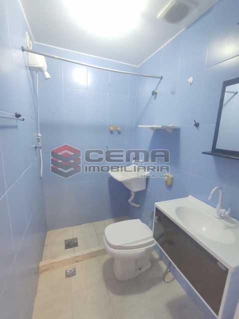 banheiro - OPORTUNIDADE. Quarto e Sala no CATETE. - LAAP11955 - 15