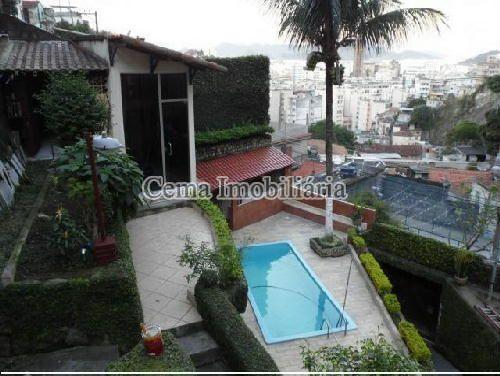 PISCINA  - Casa À Venda - Catete - Rio de Janeiro - RJ - LR40284 - 3