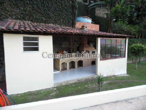 CHURRASQUEIRA - Casa À Venda - Catete - Rio de Janeiro - RJ - LR40284 - 6