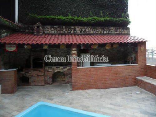 CHURRASQUEIRA 2 - Casa À Venda - Catete - Rio de Janeiro - RJ - LR40284 - 7