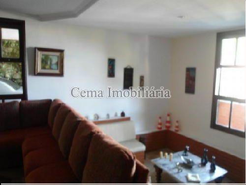 SALA  - Casa À Venda - Catete - Rio de Janeiro - RJ - LR40284 - 13