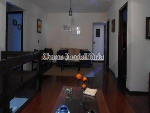 SALA  - Casa À Venda - Catete - Rio de Janeiro - RJ - LR40284 - 14