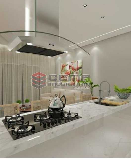 6-COZINHA - Apartamento 2 Quartos À Venda Santa Teresa, Zona Centro RJ - R$ 550.000 - LAAP23414 - 7