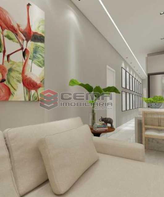 5-SALA - Apartamento 2 Quartos À Venda Santa Teresa, Zona Centro RJ - R$ 550.000 - LAAP23414 - 6